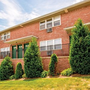 Mary Gardens Apartments For Rent in Hackensack, NJ Building View